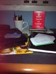 writing hour desk