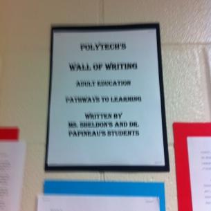 polytech wall