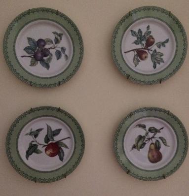 plates Winterthur