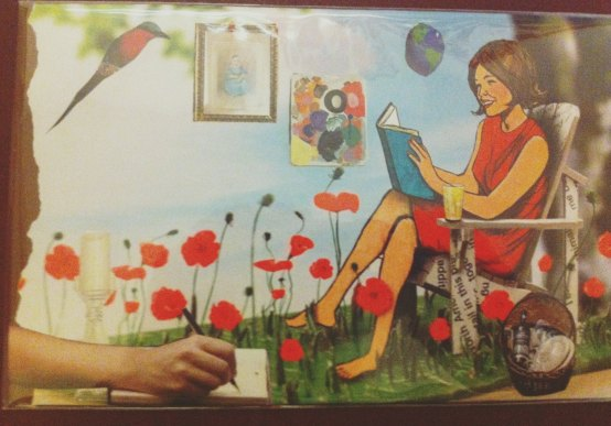 imaginary reader